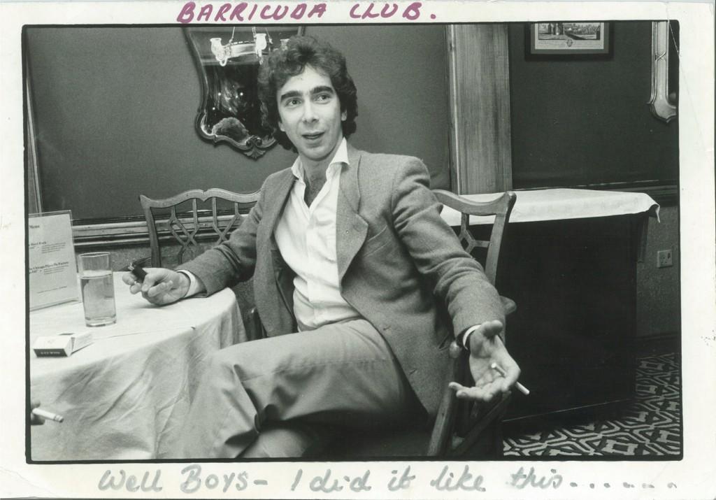 November 1981 London