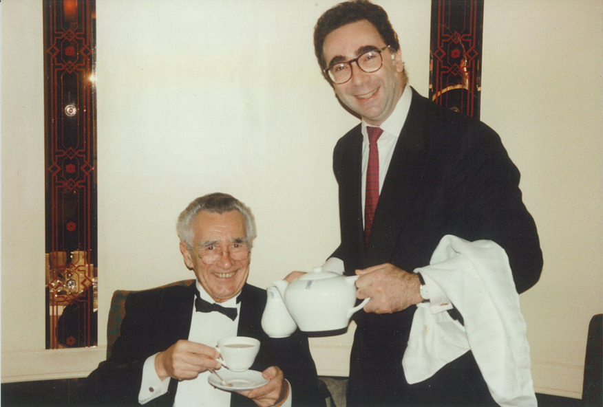 1993 Claridge's