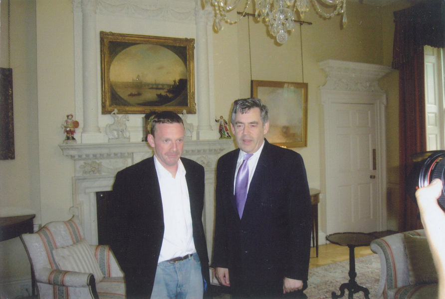 August 2007 No. 10 Downing Street